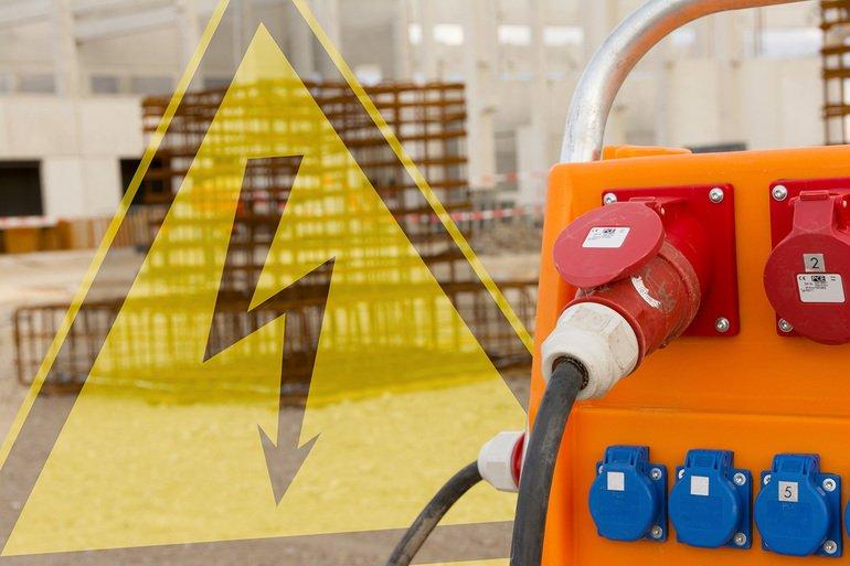 Arbeitsschutz Elektrische Betriebsmittel: Prüfpflicht wird oft ...