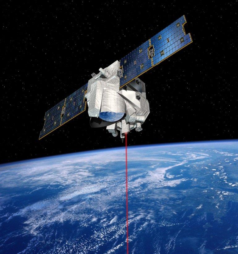 Satelliten In Deutschland