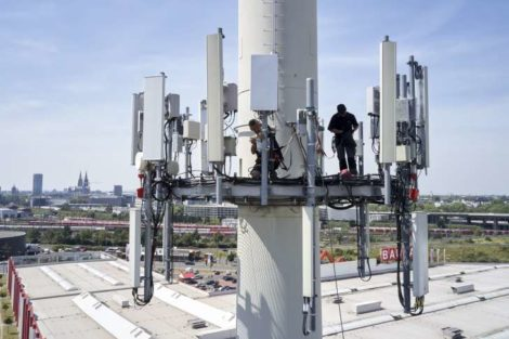Vodafone 5G Antenne Köln