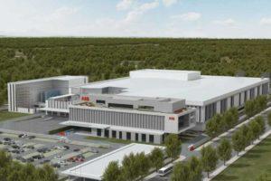 ABB Factory of the future Fabrik der Zukunft