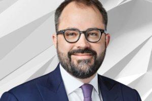 Theodor Swedjemark ist neuer Chief Communications Officer in der Konzernleitung von ABB.