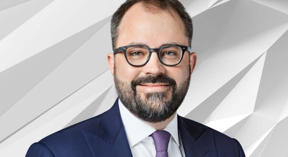 Theodor Swedjemark ist neuer Chief Communications Officer in der Konzernleitung von ABB.