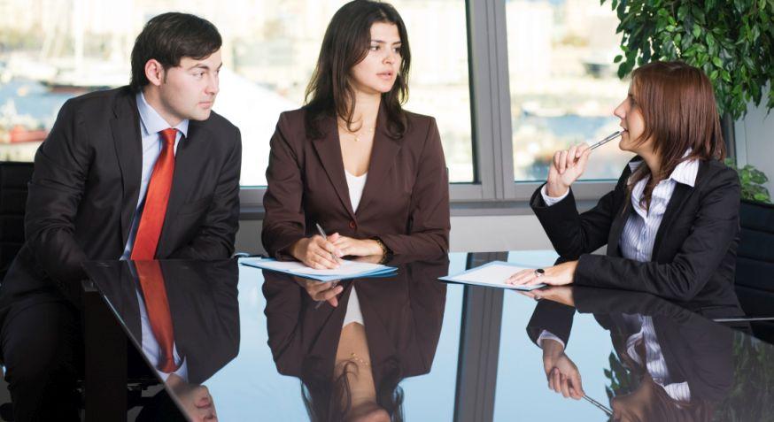 Aufsichtsräte im Gespräch