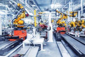 Automatisierung Roboter