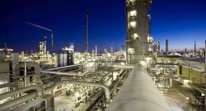 BASF Großanlage Steamcracker