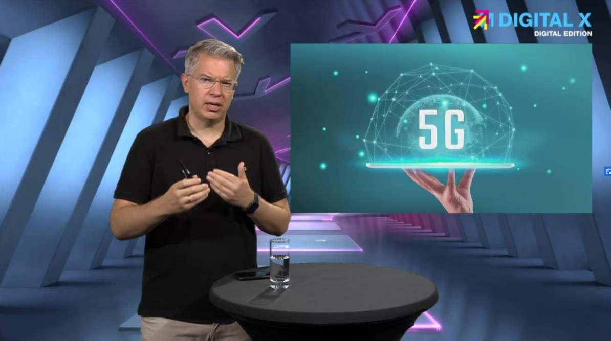 Investor Frank Thelen betonte die Notwendigkeit, auf neue Technologien wie 5G, Robotik oder KI zu setzen
