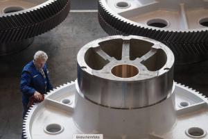 Der ostdeutsche Maschinen- und Anlagenbau floriert.