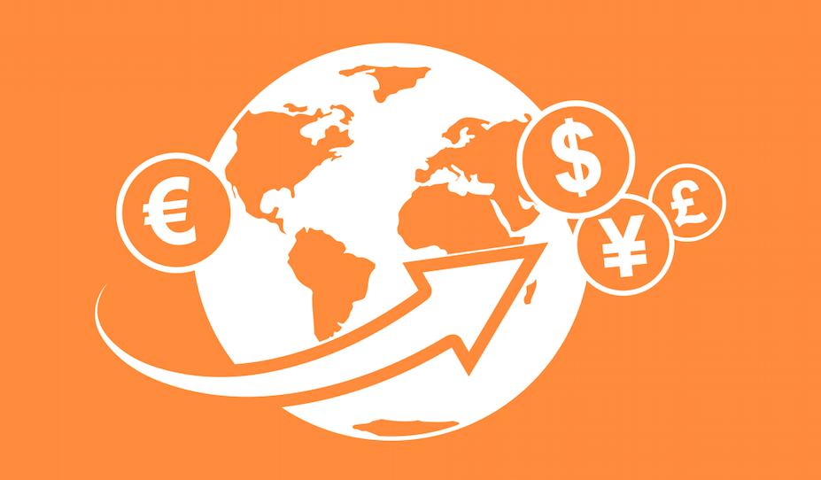 Überwesiungen in Fremdwährungen sind mit teuren Gebühren verbunden.