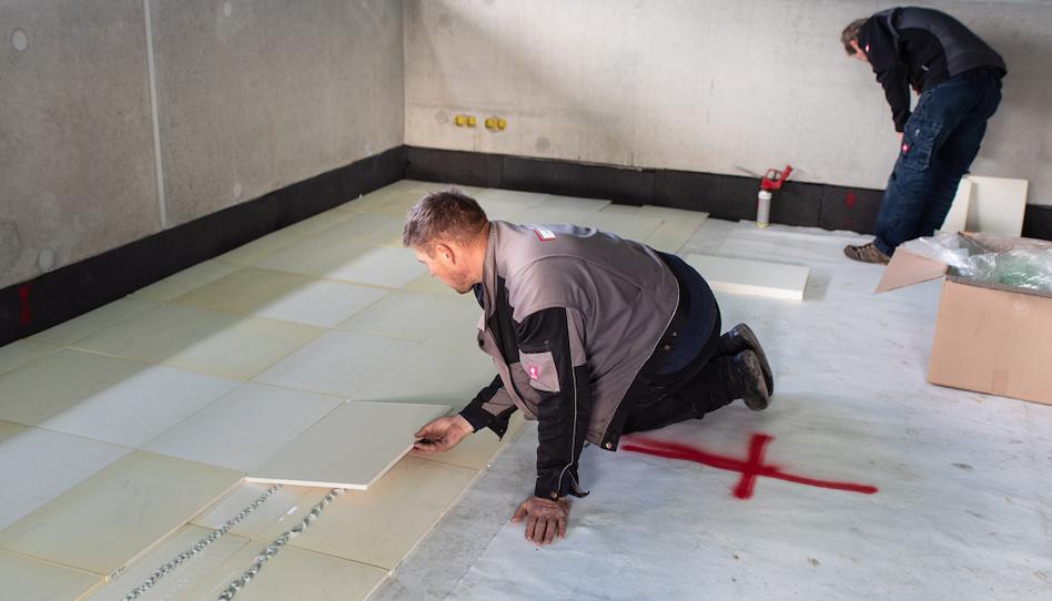 Ein neuer Dämmstoff von BASF erhöht die Energieeffizienz in Häusern.