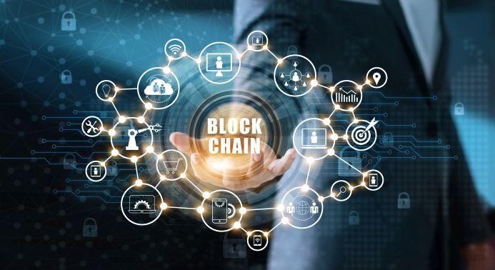 Blockchain stock.adobe.com