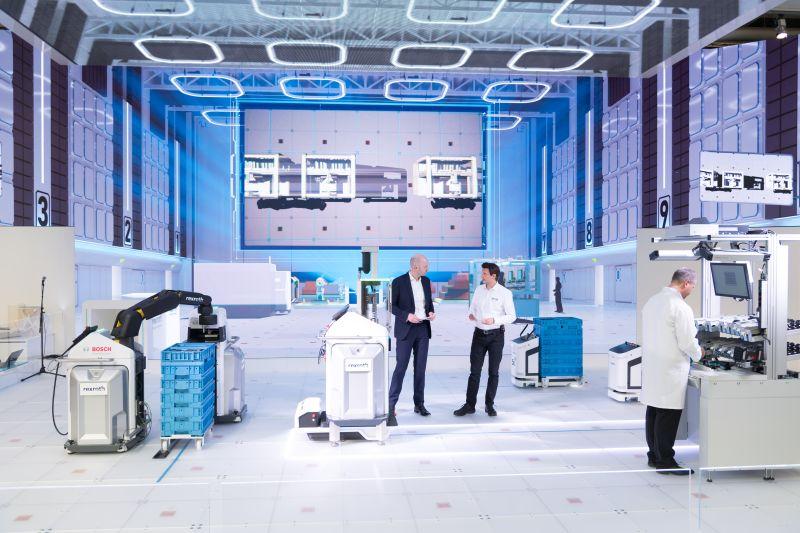 Bosch 5G Smart Factory