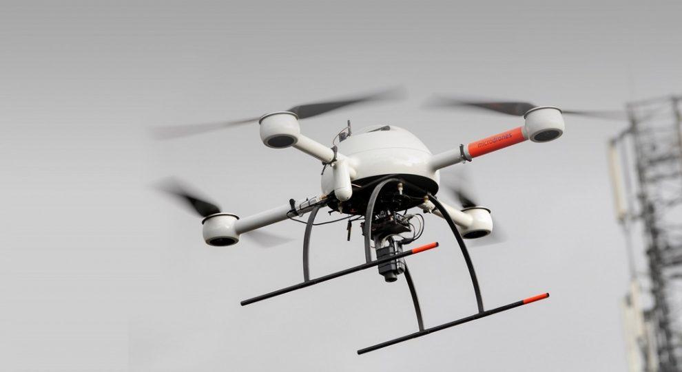 Connected Drones Mobilitätspreis 2018