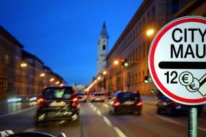 City-Maut statt Fahrverbot