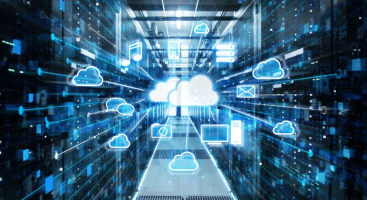 Cloud Computing Grafik