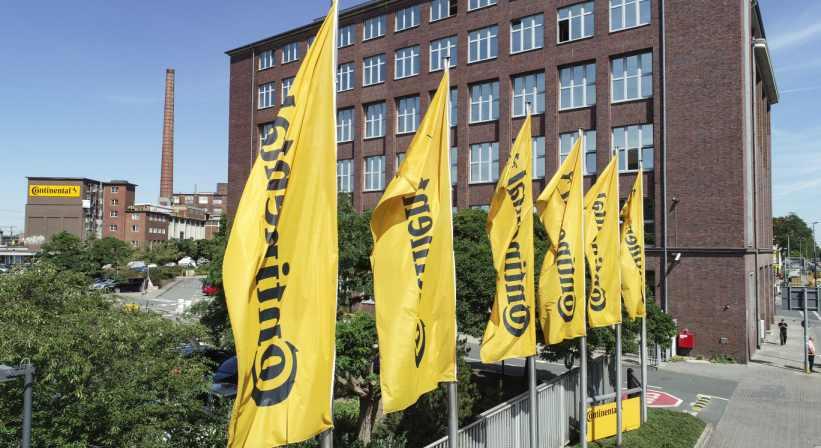 Continental Hauptverwaltung Hannover