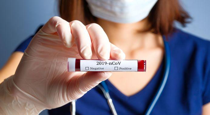 Coronavirus Blutprobe