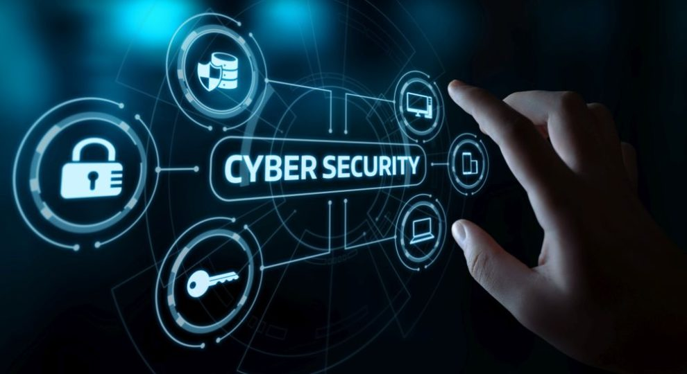 Cybersecurity Grafik