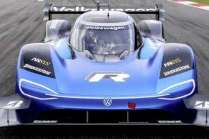 VW ID.R beim Goodwood Festival of Speed