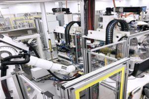 Daimler Brennstoffzellen-Produktion