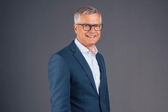 Franz Reiner, CEO Daimler Mobility AG.