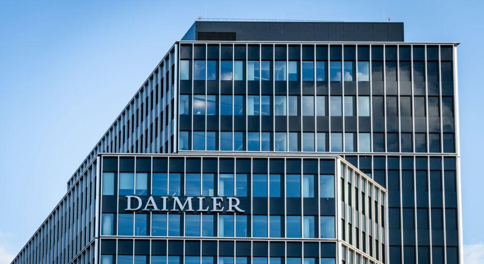 Daimler Konzernzentrale Stuttgart Untertürkheim