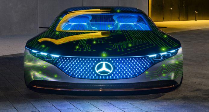 Daimler Nvidia Autonomes Fahren