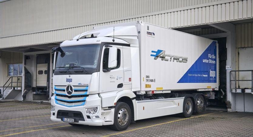 Daimler Truck Umstrukturierung