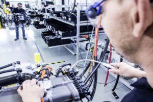 Daimler Brennstoffzellenantrieb