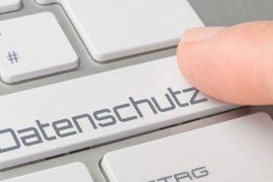 Datenschutztag Tastatur DSGVO