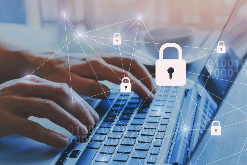 Datensicherheit im Internet