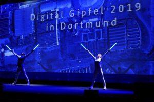 Digital Gipfel 2019 Dortmund