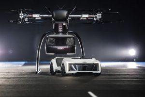 Audi, Airbus und Italdesign Flugdrohne