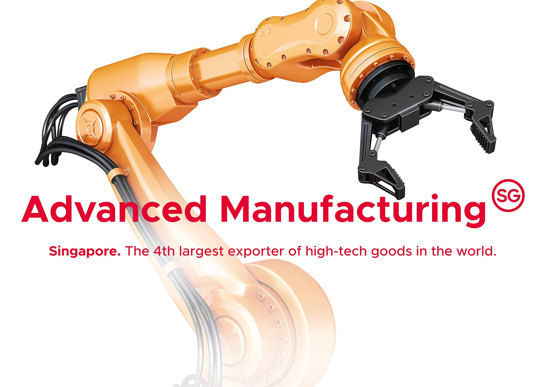 Singapur Kleines Land Großer Ehrgeiz Industriede