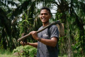 Suchmaschine Ecosia pflanzt mit Werbeeinnahmen Bäume.
