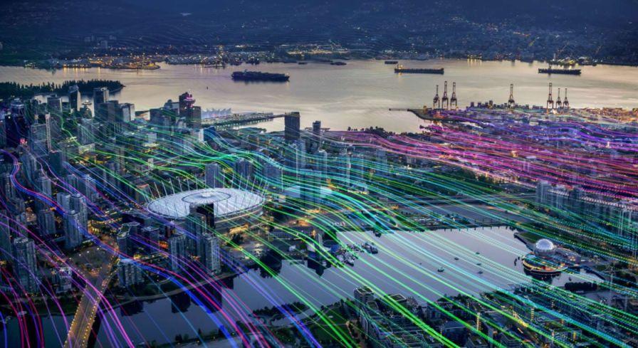 Ericsson 5G RAN Slicing Grafik