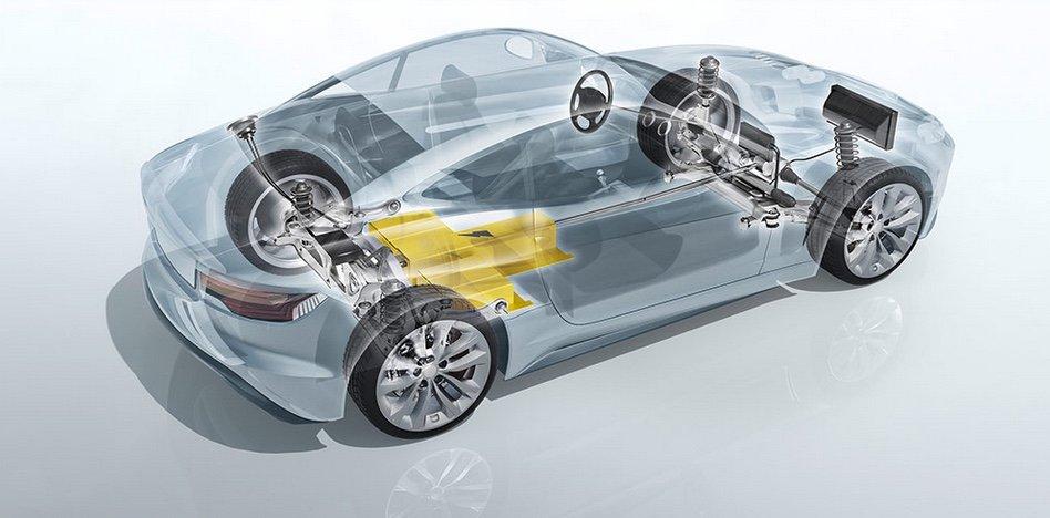 Freudenberg Sealing Technologies Elektrofahrzeuge