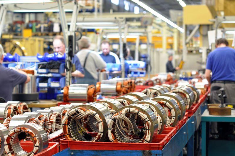 Future Readiness Index: Fertigung Fließband