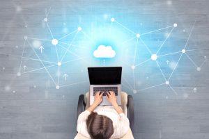 Cloud-Dienste bei Unternehmen