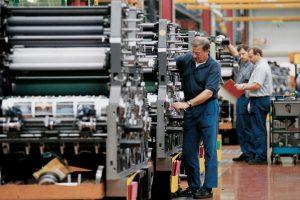 Druck- und Papiermaschinenbau