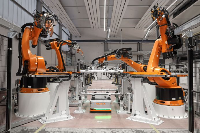 KUKA Smart Production