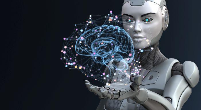 Künstliche Intelligenz Roboter