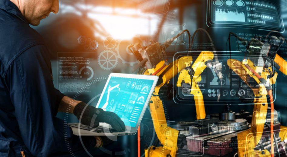 Roboter Kuenstliche Intelligenz