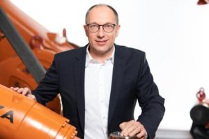 Kuka CEO Peter Mohnen