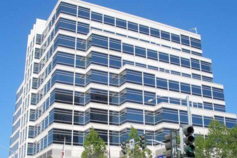 Visa headquarter in Foster City