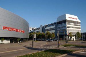 Porsche-Werk Zuffenhausen