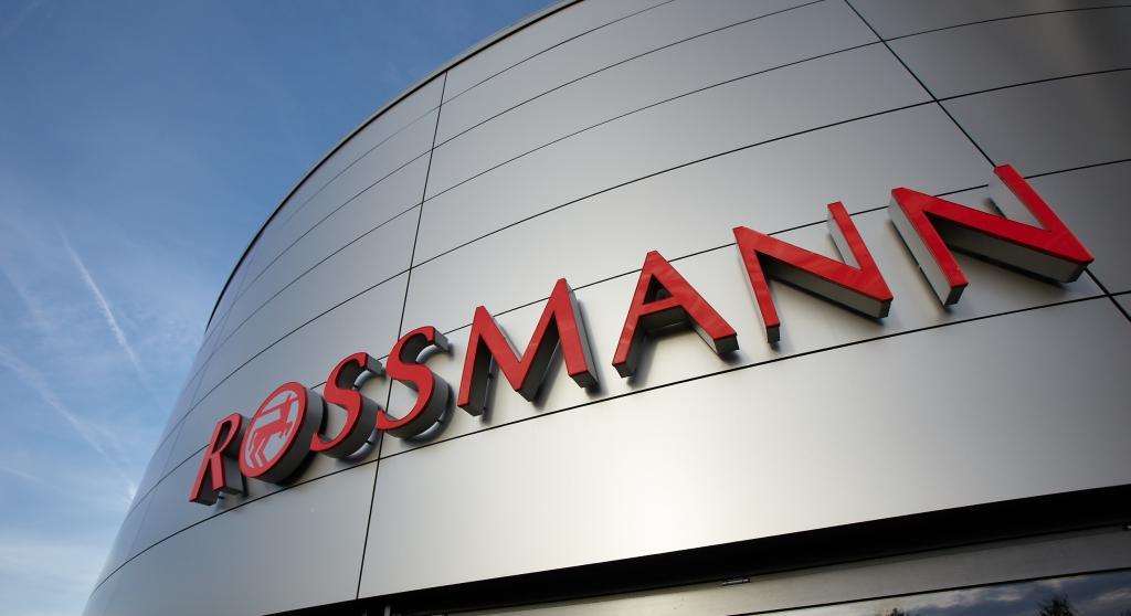 Rossmann Firmengebäude
