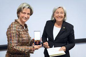 Renate Pilz Bundesverdienstkreuz