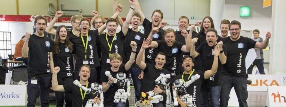 B-Human gewinnt RoboCup German Open