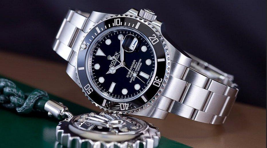 Edelmarken Rolex