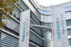 Siemens Erlangen Flaggen